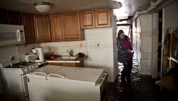 flood damage restoration seattle wa